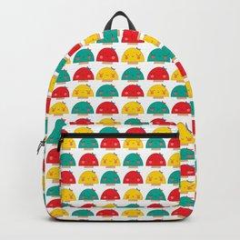 Trois Mushrooms Backpack