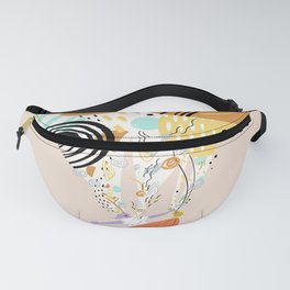 Better With Music Fanny Pack