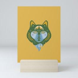 Takaya, Gold Mini Art Print