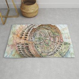 The Colosseo City Rug