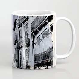 Porto, retro post card Coffee Mug