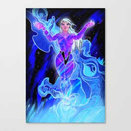 Cosmic Nights Canvas Print