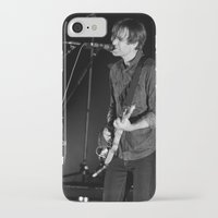 death cab for cutie iPhone & iPod Cases featuring Death Cab For Cutie by Adam Pulicicchio Photography