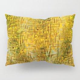 Golden Dreams Pillow Sham