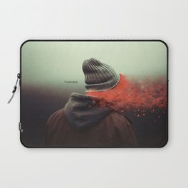 I am not here Laptop Sleeve