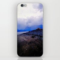 homer iPhone & iPod Skins featuring Homer Spit  by Julia Blanchette