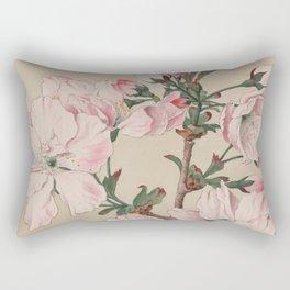 Ariaki - Daybreak Cherry Blossoms Rectangular Pillow