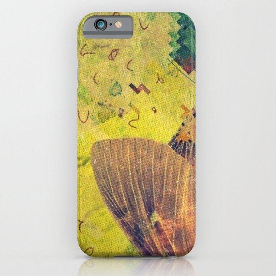 moth iPhone & iPod Case