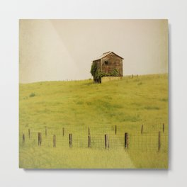 Summer Pastures Metal Print