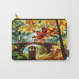 starry Abandoned phone box Under the bridge iPhone 4 4s 5 5c 6, pillow case, mugs and tshirt Carry-All Pouch
