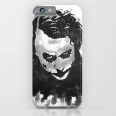 The joker in B&W iPhone 6s Slim Case