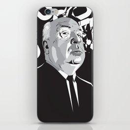 Hitchcock iPhone Skin
