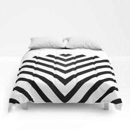 Geometric Pattern 3 Comforters