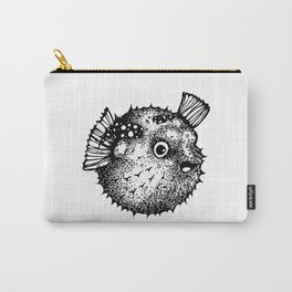 Mr. Blowfish Carry-All Pouch