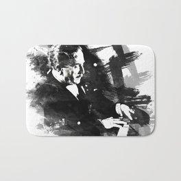 Piano Genius Arrau Bath Mat