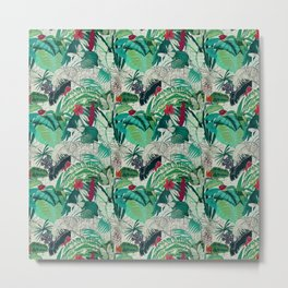 jungle, tropical forest Metal Print