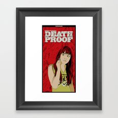 D.P.#02 Framed Art Print