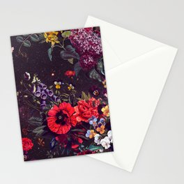 Astro Garden Stationery Cards