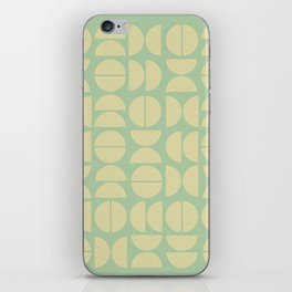 Burano in Lime iPhone Skin