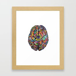 A Renewed Mind Framed Art Print
