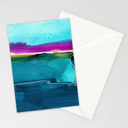 Meditations No. 33B by kathy Morton Stanion Stationery Cards