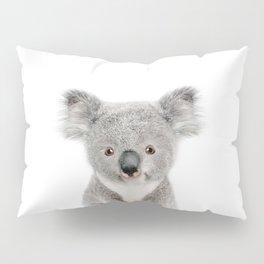 Baby Koala Portrait Pillow Sham