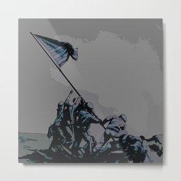 Iwo Jima USMC Metal Print