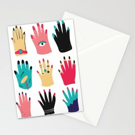 Hands Stationery Cards