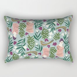 Sculpture Garden Rectangular Pillow