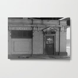 Station 125 Metal Print