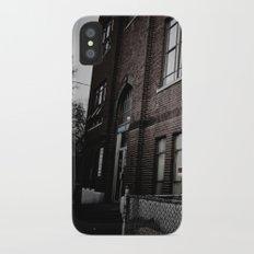 Brick By Boring Brick Slim Case iPhone X