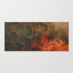 The Massacre Canvas Print
