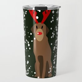 What Do You Mean, Santa Doesn't Need Another Reindeer? Travel Mug