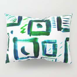 The Modern Art Gallery Pillow Sham