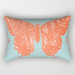 Star Anise Butterfly  Rectangular Pillow