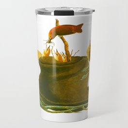 House Wren Bird Travel Mug