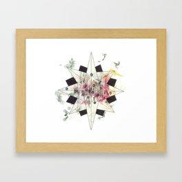 C.O.M.P.A.S.S. No. 4 Framed Art Print