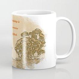 """Trees Of Catalina #2""/Simple Friendship Coffee Mug"