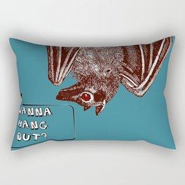 Let's Hang Rectangular Pillow