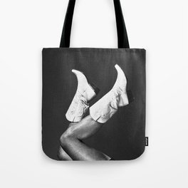 These Boots - Noir Tote Bag
