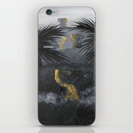 Land of Latte iPhone Skin