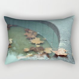 The Leaf Rectangular Pillow