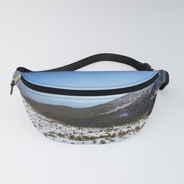 Mountain view Fanny Pack