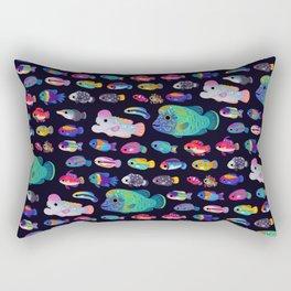 Wrasse! Rectangular Pillow
