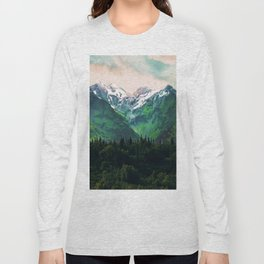Escaping from woodland heights IV Long Sleeve T-shirt