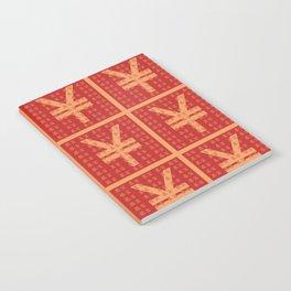 Lucky money RMB Notebook