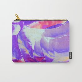 Breezy purple Carry-All Pouch
