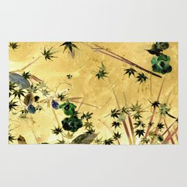 """Far East Floaters"" Rug"