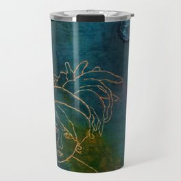 Dread Head Travel Mug