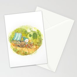 On the Road ! Stationery Cards